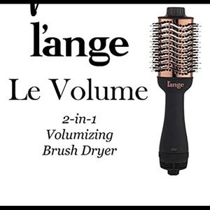 L'ange hair volume brush dryer - used few times